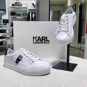 低至6折+额外7.5折 £29收羊毛拖鞋折扣升级:Karl Lagerfeld 法国老佛爷潮流品牌 拖鞋、小白鞋捡漏