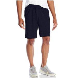 $3.83 (原价$20) + 免运费白菜价:Champion 男款运动短裤 深蓝色