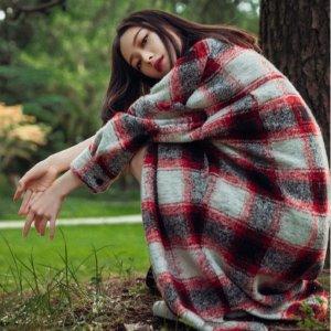 2.5折起 羊毛拉链毛衣$2812021来啦:Isabel Marant 大促 $437收爆款格纹羊毛大衣