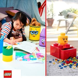 低至4折 仅9.99欧就可以get 可爱的Lego家具系列闪购:Lego家居特卖会 发挥孩子的想象力 乐高迷必备