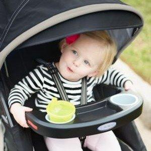 $175.43最后一天:FastAction Fold Jogger XT 慢跑童车+婴儿安全座椅旅行套装