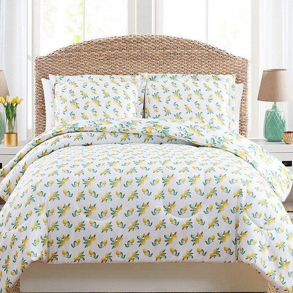 Twin尺寸 床品2件套