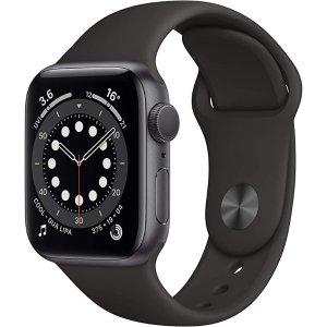 Apple闪促!Series 6 GPS 手表