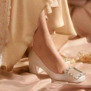 低至2折 €290收高跟鞋Roger Vivier 超级好折火热来袭 超多仙女鞋 收婚鞋最好时机