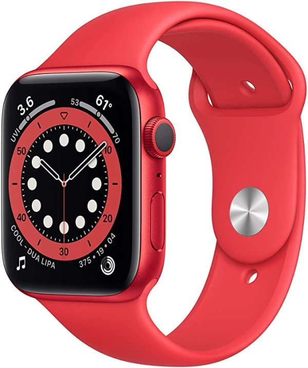 Apple Watch (GPS, 44mm) 6代