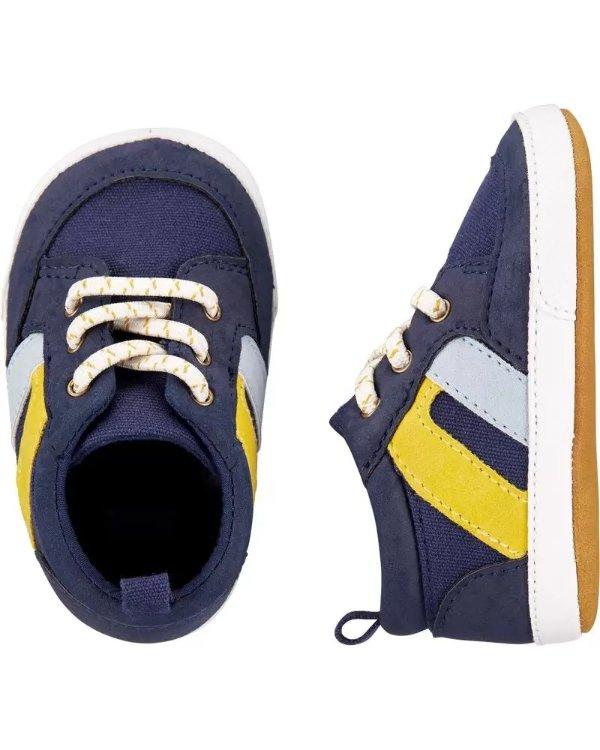 婴儿软底运动鞋