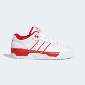低至5折+无门槛包邮adidas 儿童运动鞋履特卖 小脚妹子可穿大童款