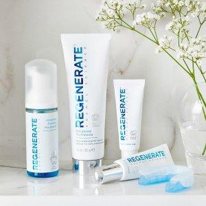 无门槛5.3折!美白牙膏仅£5逆天价:Regenerate 真正有效的美白牙膏!速速囤货!