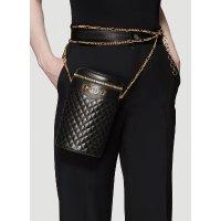 Gucci Quilted 链条腰包