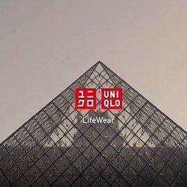 优衣库 X Louvre卢浮宫 联名系列优衣库 X Louvre卢浮宫 联名系列