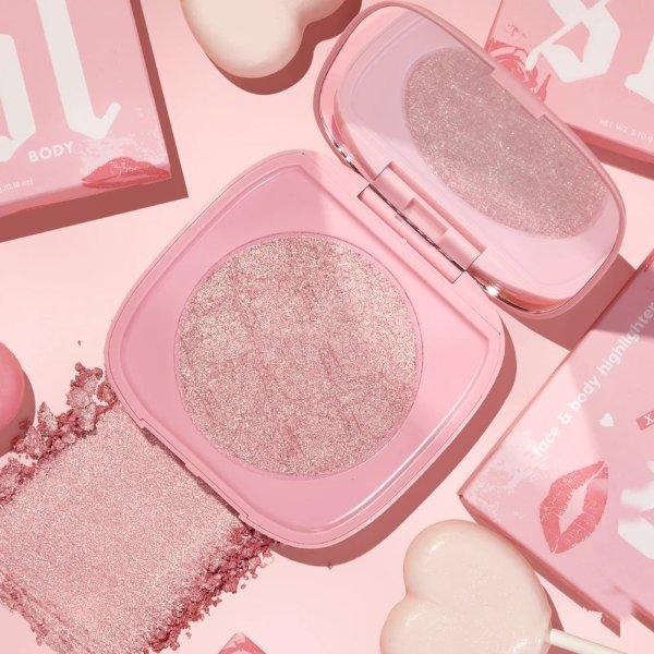 Pink Truffle -身体高光