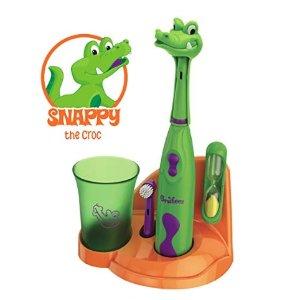 $19Brusheez Children's Electronic Toothbrush Set  @ Amazon