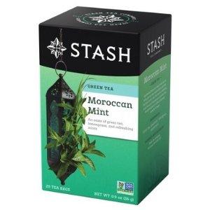 STASH摩洛哥薄荷绿茶
