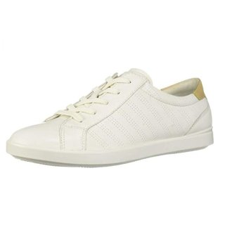 现价$18.86(原价$99)逆天价:ECCO 女士小白鞋热卖 黄金7-7.5码