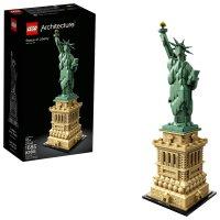 Lego 建筑系列 Statue of Liberty21042