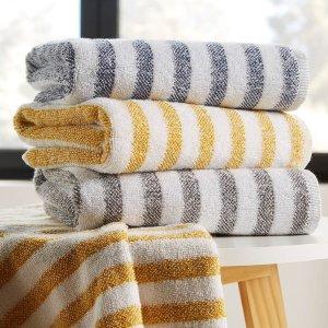 满£65减£20 最高直减£60Christy 皇室御用高品质毛巾好价 一百多年的英国老字号品牌