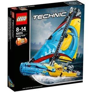 $31.5(原价$43.73)LEGO 乐高科技机械组· 赛艇