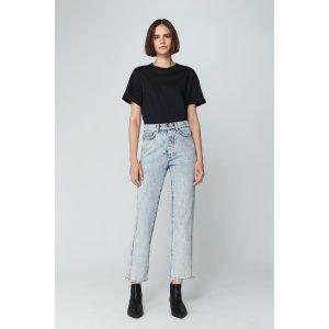 Victoria Beckham高腰牛仔裤