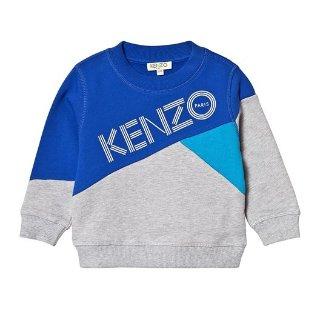 低至5折+额外7.5折Kenzo童装年中大促 收大童款