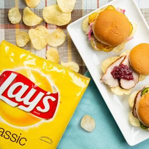 Lay's 经典原味薯片 104包