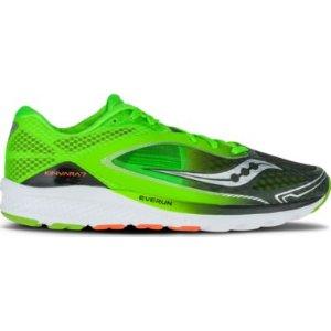 Kinvara 7 荧光绿色跑鞋
