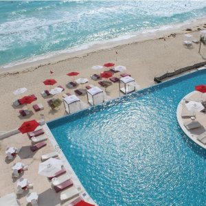 From $3992- or 4-Night All-Inclusive Bel Air Collection Resort Cancun