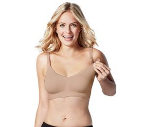9f95ffbb108b4 Bravado! Designs Women's Maternity Body Silk Seamless Nursing Bra ...