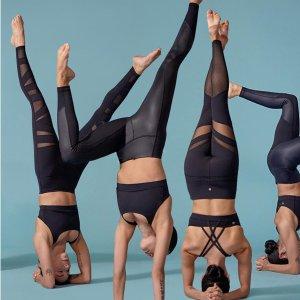 $69起收 私藏最爱 黑色速抢Lululemon Wunder Under系列Legging热促 修身+支撑王牌