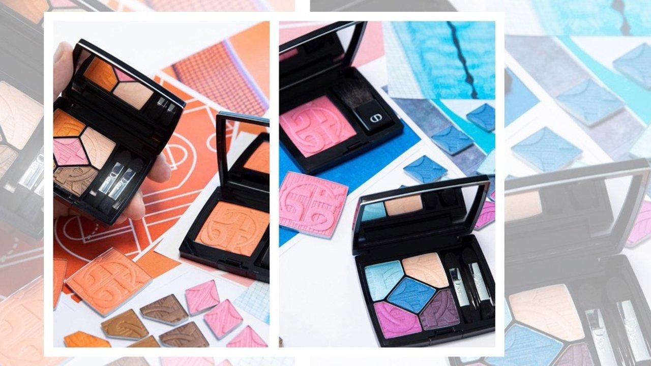 宅家也精致,快将Dior这12件美妆新品、经典好物收入囊中!