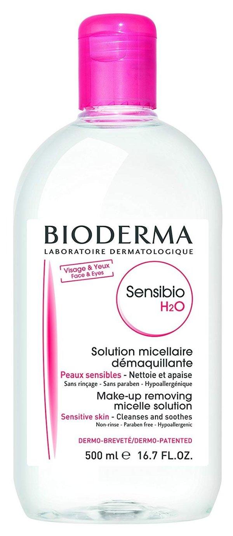 卸妆水 粉色敏感肌可用