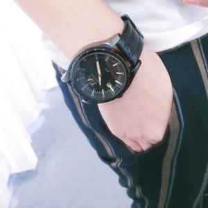 8折 情人节好礼之一Armani Exchange 精选男士时尚手表热卖