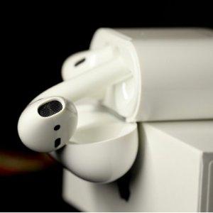 折后仅€128 收Airpods 2Apple airpods 2代无线耳机 真香警告 早买早享受