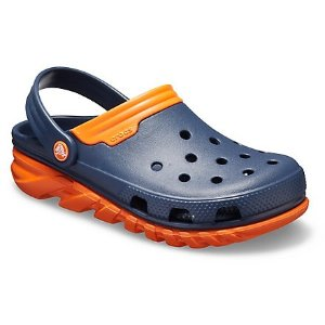 Crocs任意搭配2双$50拼色洞洞鞋