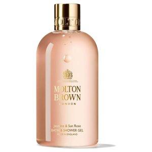 Molton BrownEmma同款茉莉玫瑰沐浴