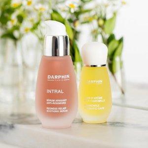 无门槛8折限今天:Darphin 精选超值套装热卖 收小粉瓶套装