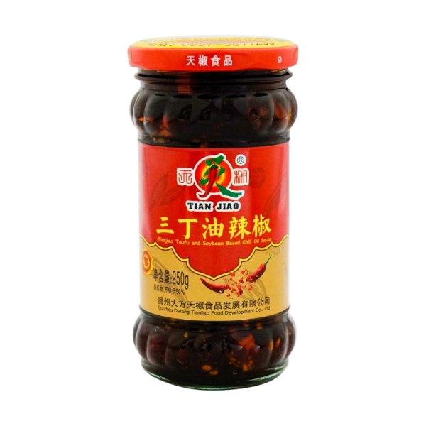 天椒三丁辣椒 250g