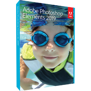 $59.99 (原价$99.99)Adobe Photoshop Elements 2019 Mac + Windows 实体版