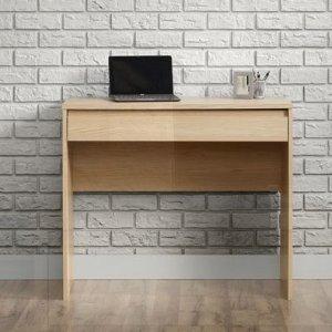 $49.99(原价$199.99)Sauder 带抽屉书桌 两色可选