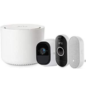 Arlo Pro Bundle - Camera,Audio Doorbell and Chime