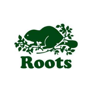 5折起Roots 男/女/儿童服饰配饰特卖