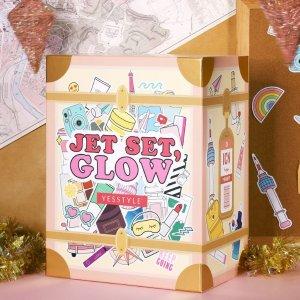 限时9折 $243(价值$565)预售:Yeestyle 韩国美妆圣诞日历 24件全正装等你拿!