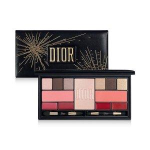 Dior烟花限量面部盘