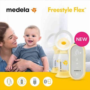 buybuy Baby Medela Freestyle Flex™ Portable Double Electric Breast Pump with Bag
