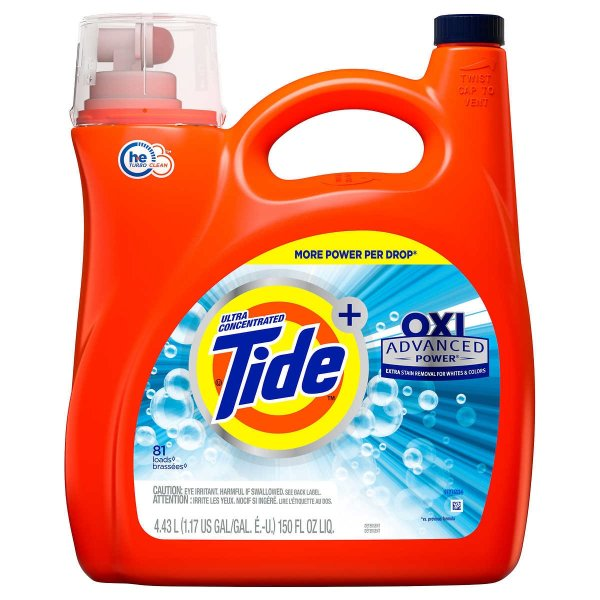 洗衣液, 150 fl oz