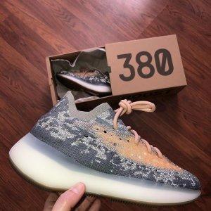 25日截止抽签  $230+包邮Yeezy Boost 380