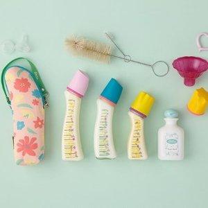 直邮含税到手价$46Betta 奶瓶中的爱马仕 多次获奖设计母乳瓶 防呛奶打嗝