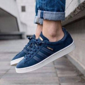 低至$49手慢无:Adidas Campus 百搭休闲鞋热卖