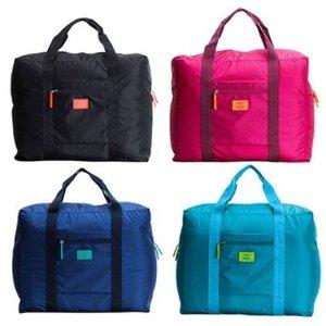 低至$12 轻便外带Groupon 精选可折叠的行李包 四色可选