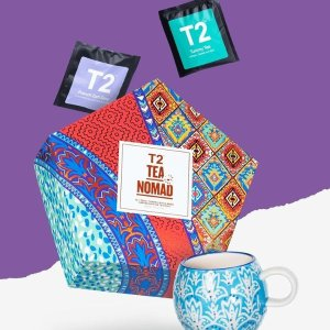 低至5折 封面set$30收T2 Tea 超值茶叶礼盒热卖 一次性get茶叶+茶具