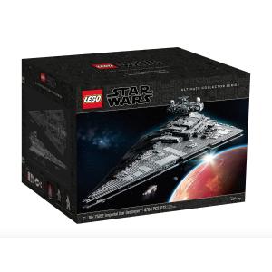 LEGO 乐高星战系列 UCS级 帝国歼星舰75252